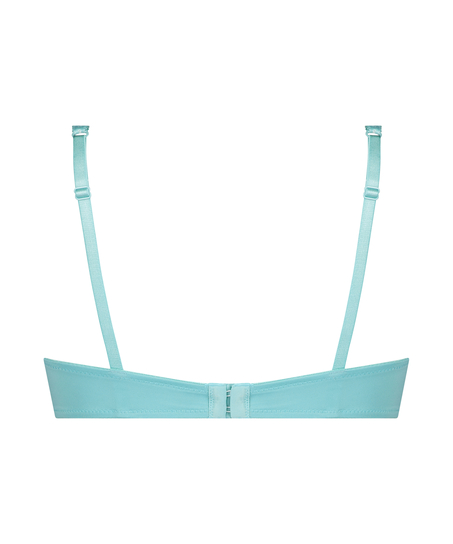 Sujetador de aros preformado Theresa, Azul