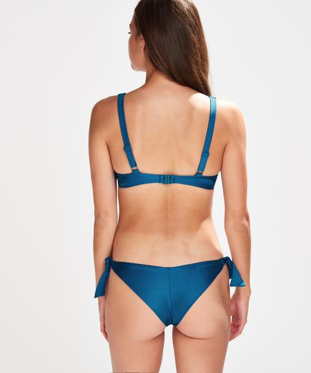 Braguita de bikini brasileña Sunset Dream, Azul