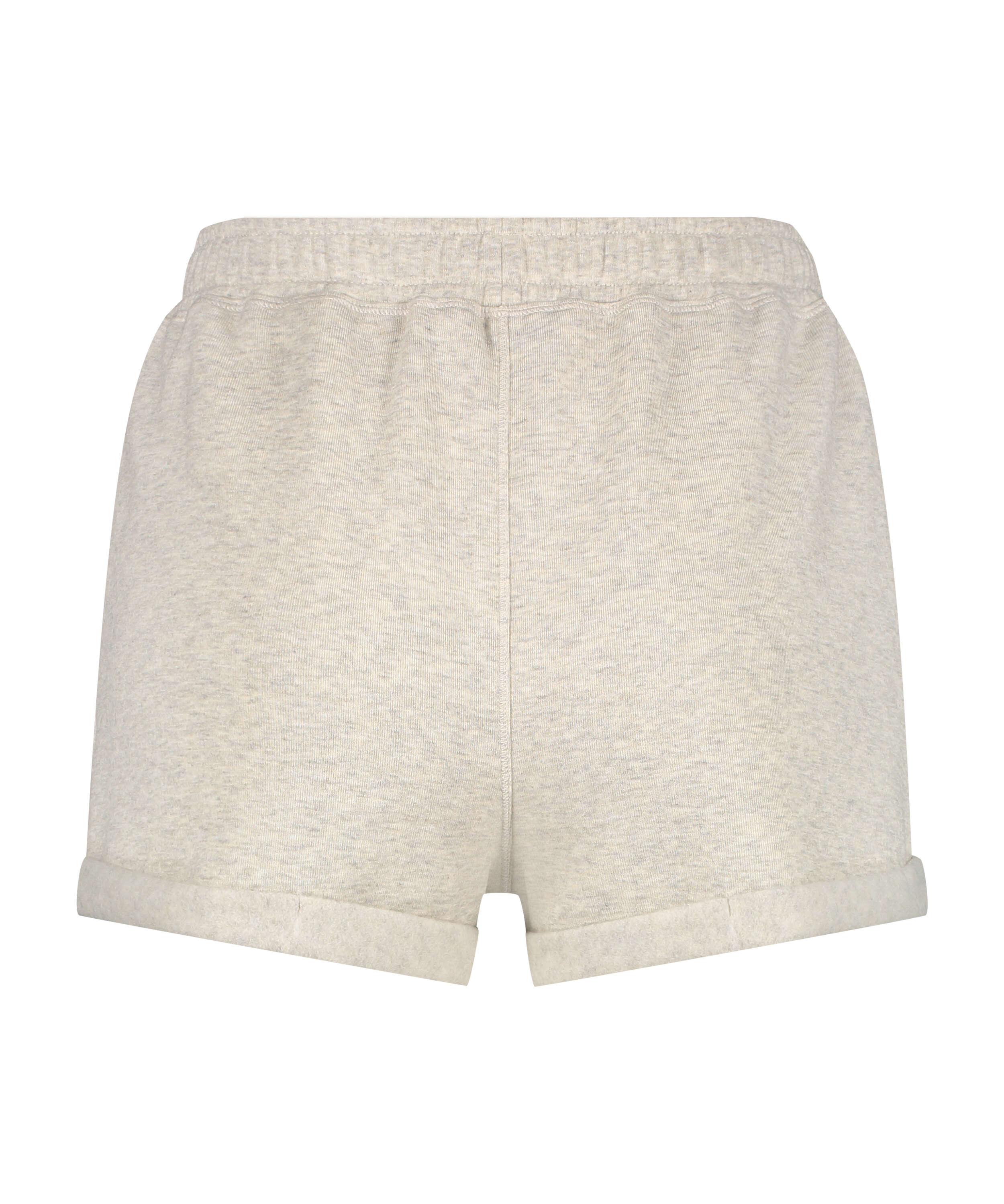 Pantalones cortos Sweat Brushed, Beige, main
