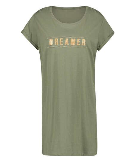 Camisón para Soñar, Verde