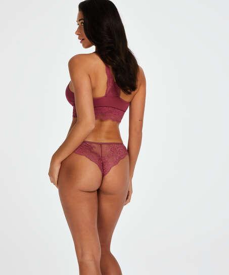 Brasileña Bianca, Rojo
