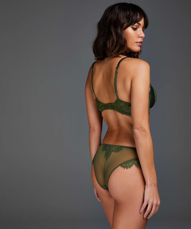 Brasileña Hannako, Verde, main