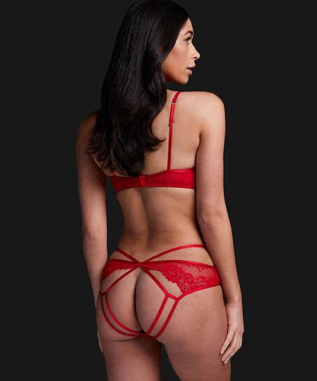Tanga Iggy, Rojo