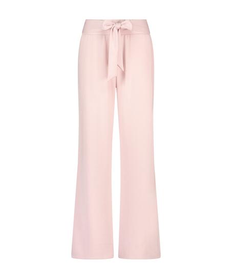 Pantalones de pierna ancha, Morado