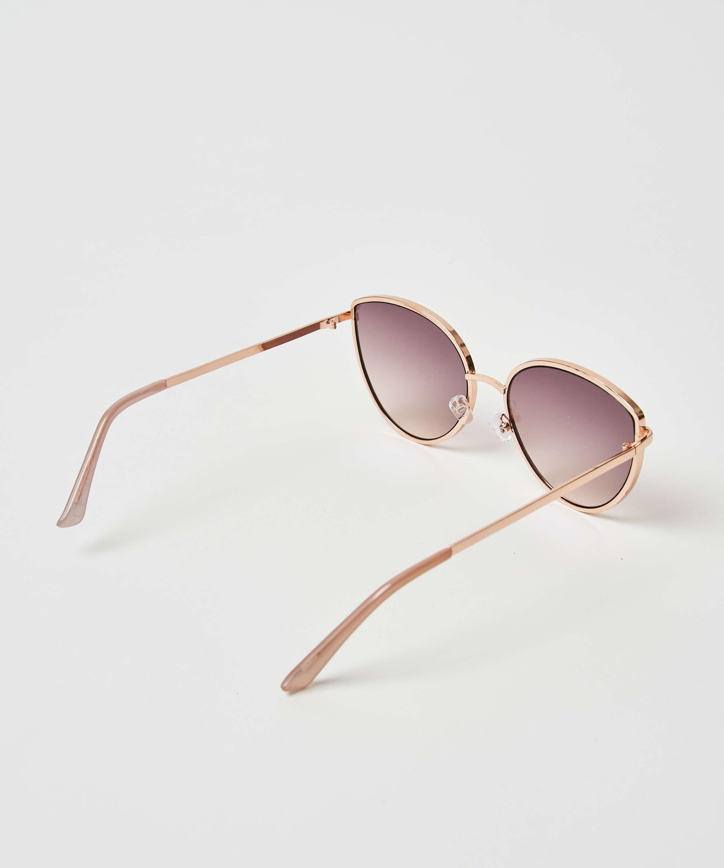 Gafas de sol, marrón, main