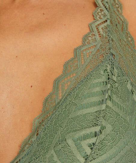 Bralette Filomena I AM Danielle, Verde