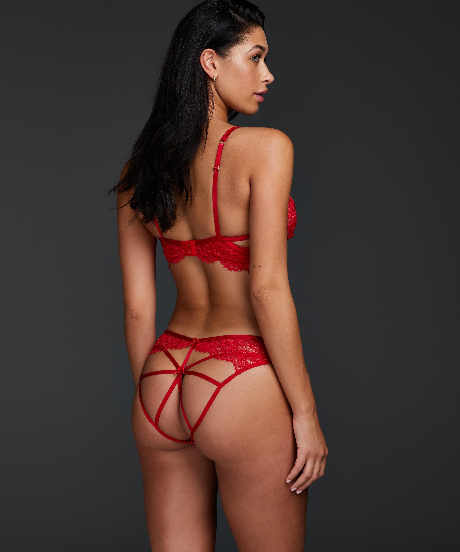 Brasileño Eve con entrepierna abierta, Rojo, main