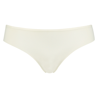 Brasileña Invisible Lace Back, Blanco
