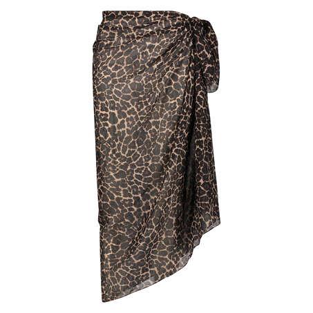 Pareo de leopardo, Negro