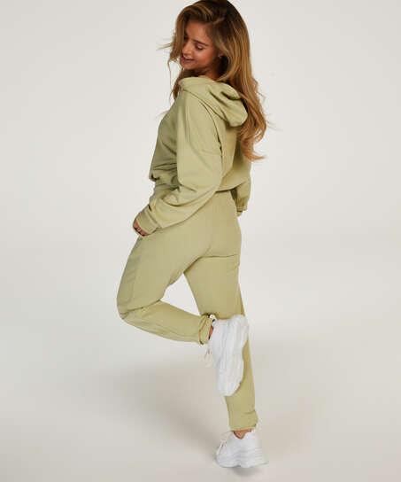 Pantalón deportivo Snuggle Me, Verde