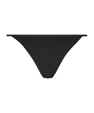 Tanga micro invisible, Negro