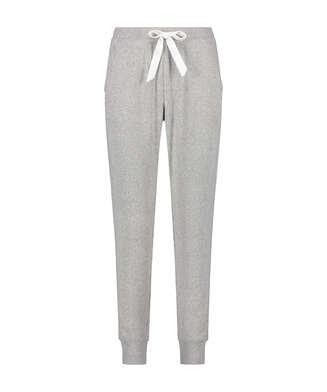 Petite Pantalón de pijama de punto, Gris