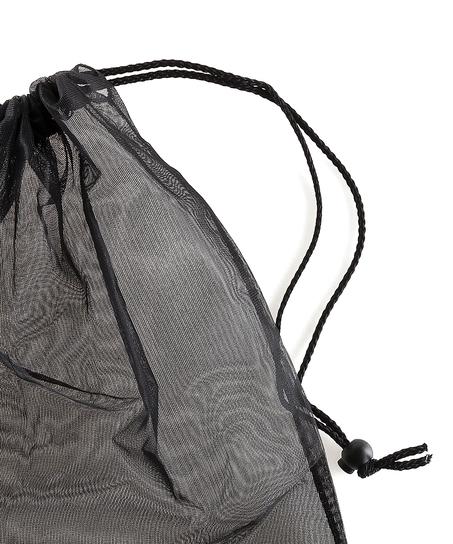 Bolsa de calcetería grande, Negro