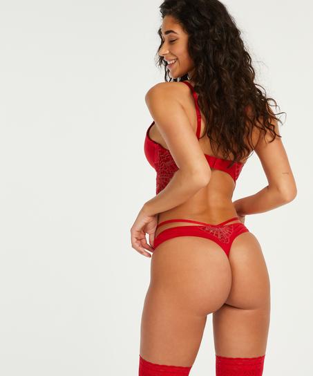 Tanga Coco, Rojo
