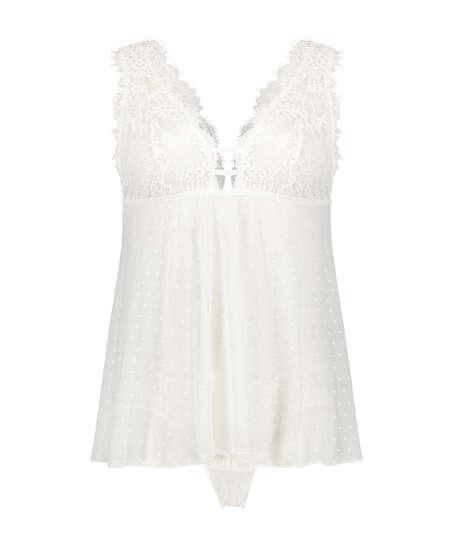 Camiseta Tabatha, Blanco