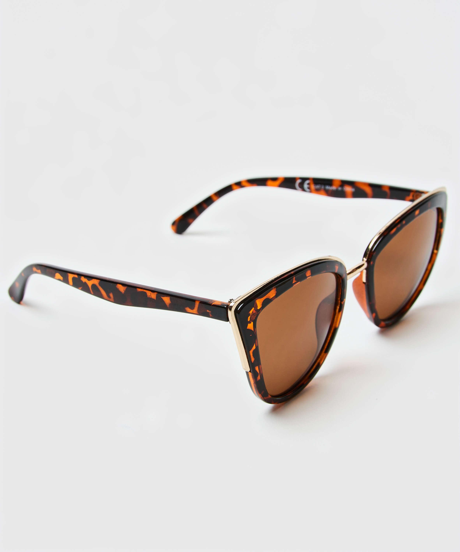 Gafas de sol Ojo de Gato, marrón, main