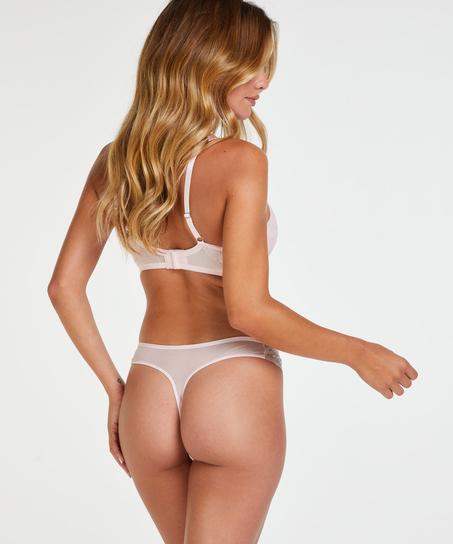 Tanga Elle, Rosa