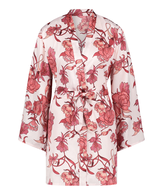 Kimono Zinnia, Rosa, main