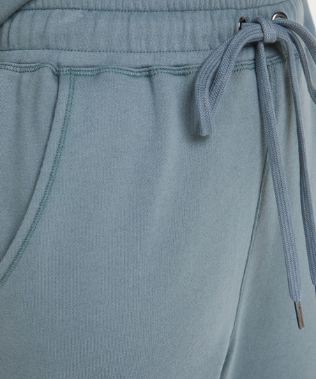Pantalón para correr Petite Sweat French, Verde