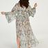 Kimono de gasa I AM Danielle, Verde