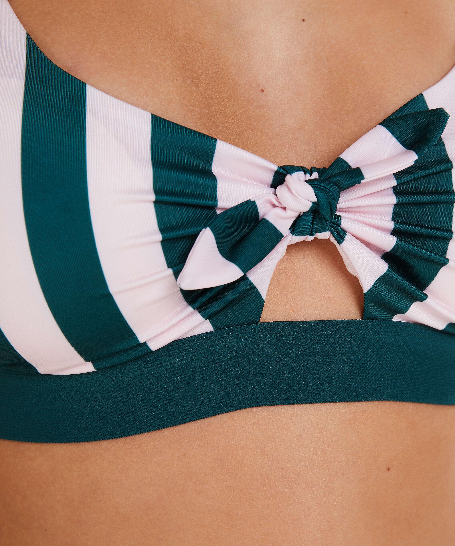 Top de bikini corto Santa Rosa, Verde, main