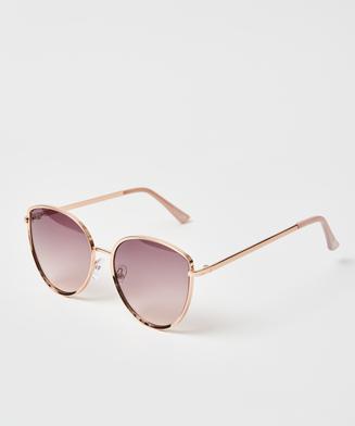 Gafas de sol, marrón