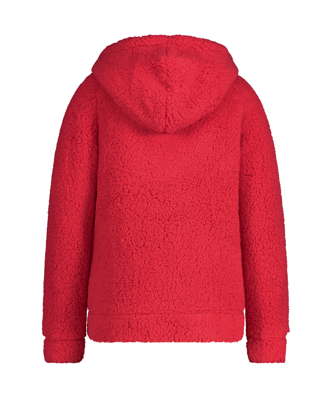 Chaqueta de vellón, Rojo, main