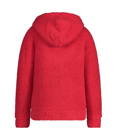 Chaqueta de vellón, Rojo