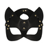 Máscara de Gatito Private, Negro
