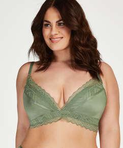 Sujetador preformado sin aros Rabella I AM Danielle, Verde