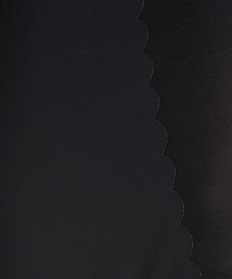 Bodi scuba moldeador - Level 3, Negro