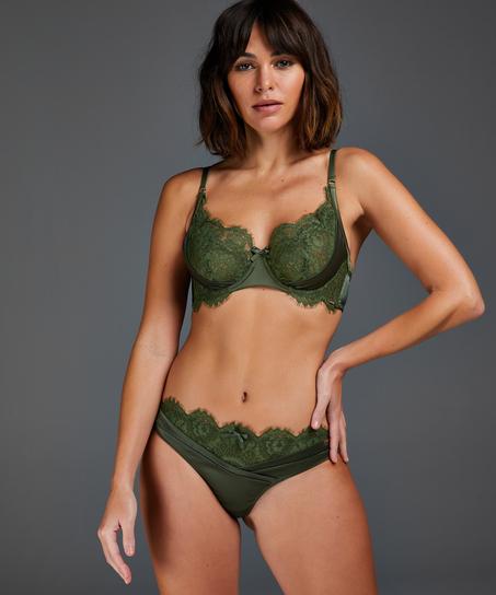 Tanga Hannako, Verde