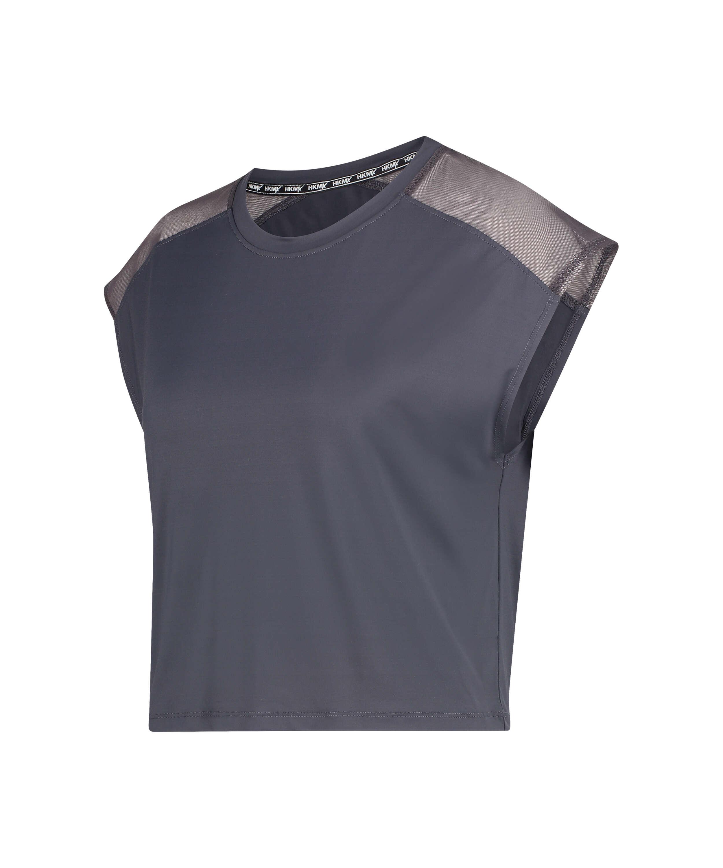 Camiseta deportiva HKMX Joya, Gris, main