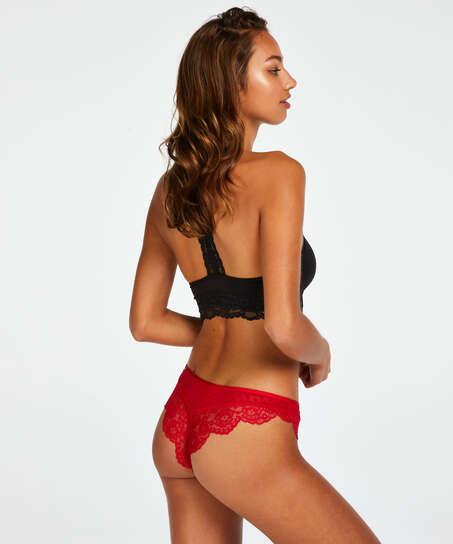 Brasileña Chrissy, Rojo