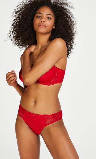 Braguita Diva, Rojo