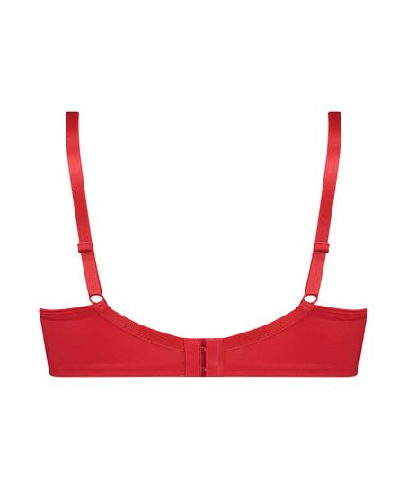 Sujetador de aros reductor no preformado Nina, Rojo
