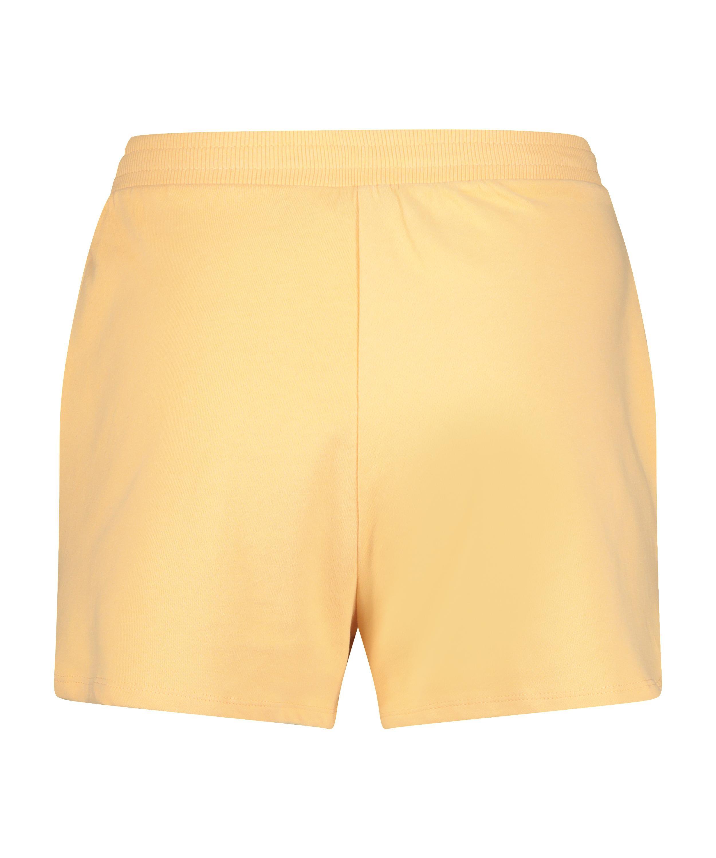 Shorts Sweat French, Naranja, main