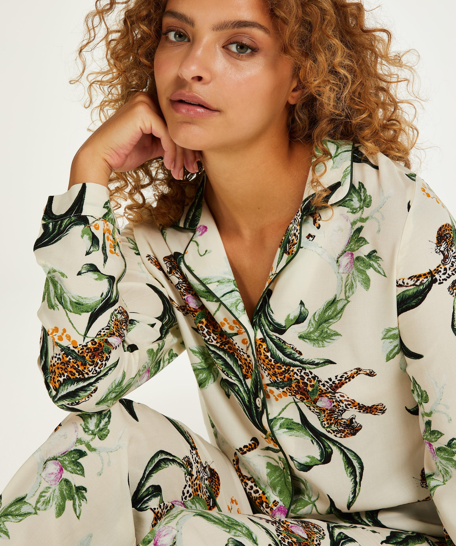 Pijama de manga larga Dragonfly, Rosa, main