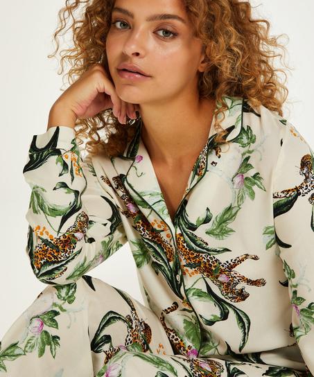 Pijama de manga larga Dragonfly, Rosa