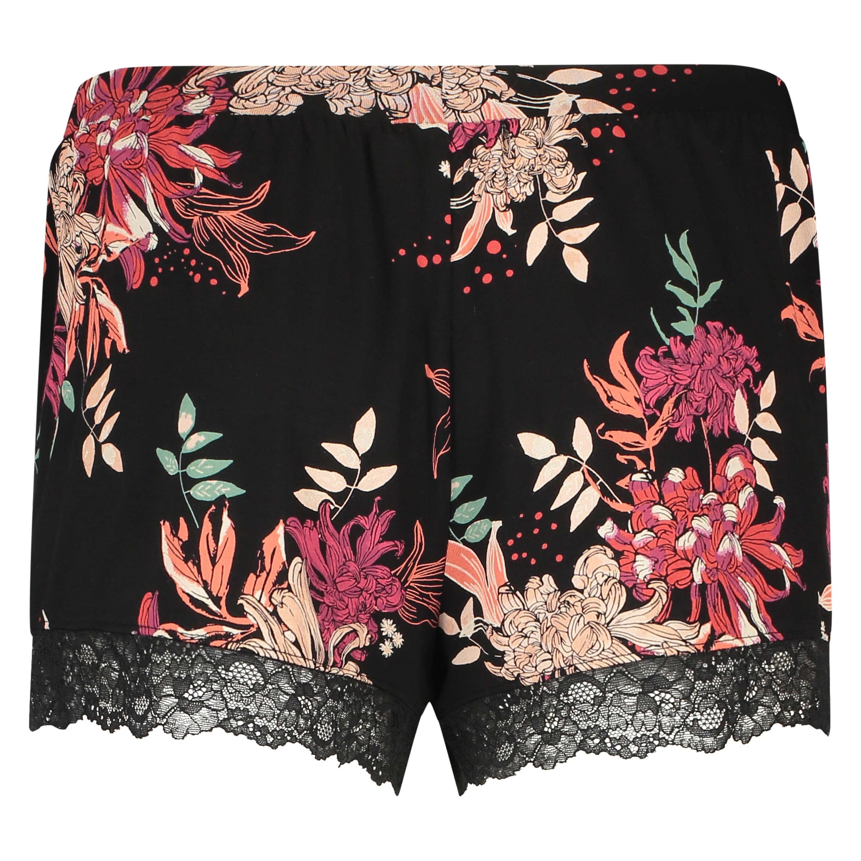 Pantalón corto Jersey, Negro, main