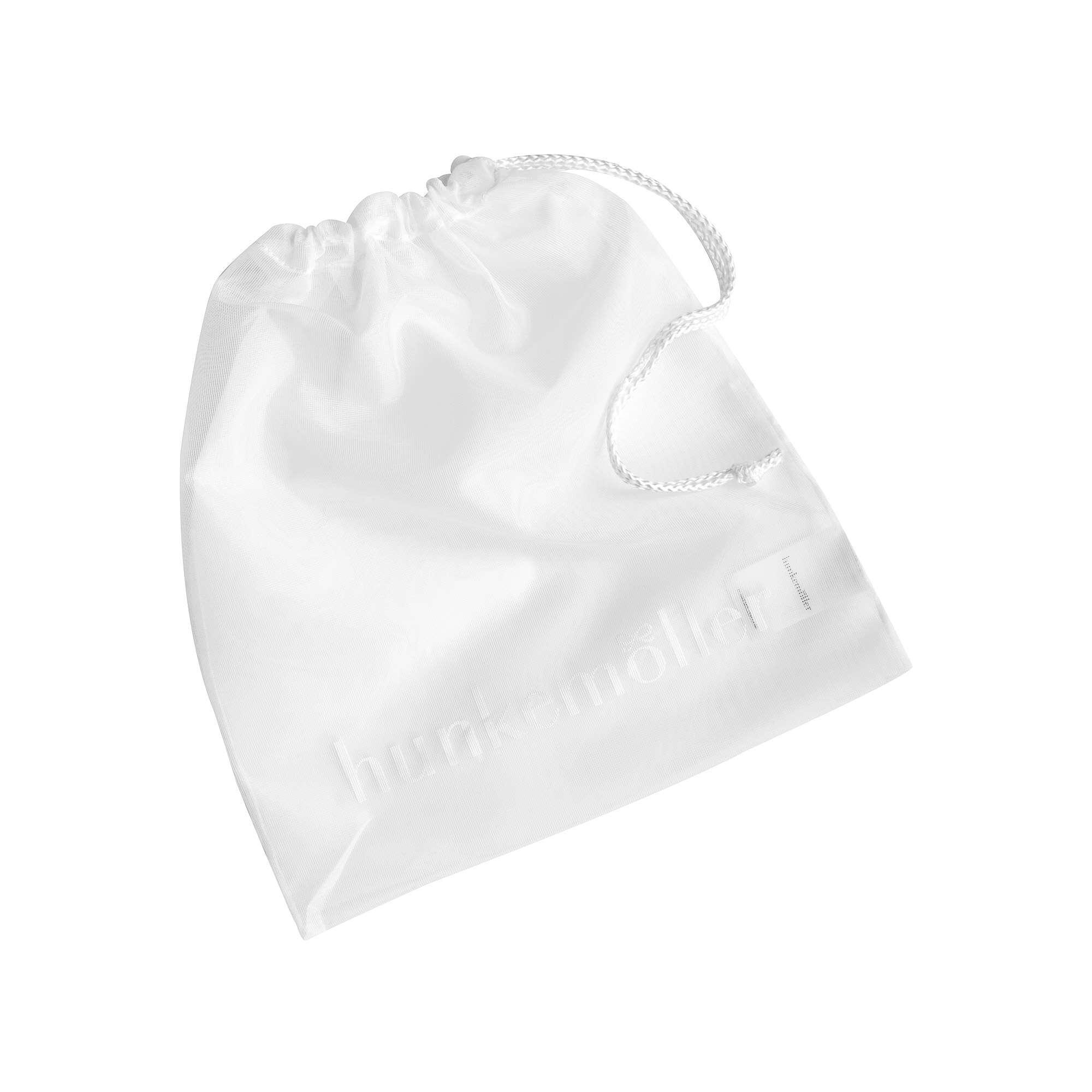 Bolsa para el lavado prendas delicadas cordón, Blanco, main