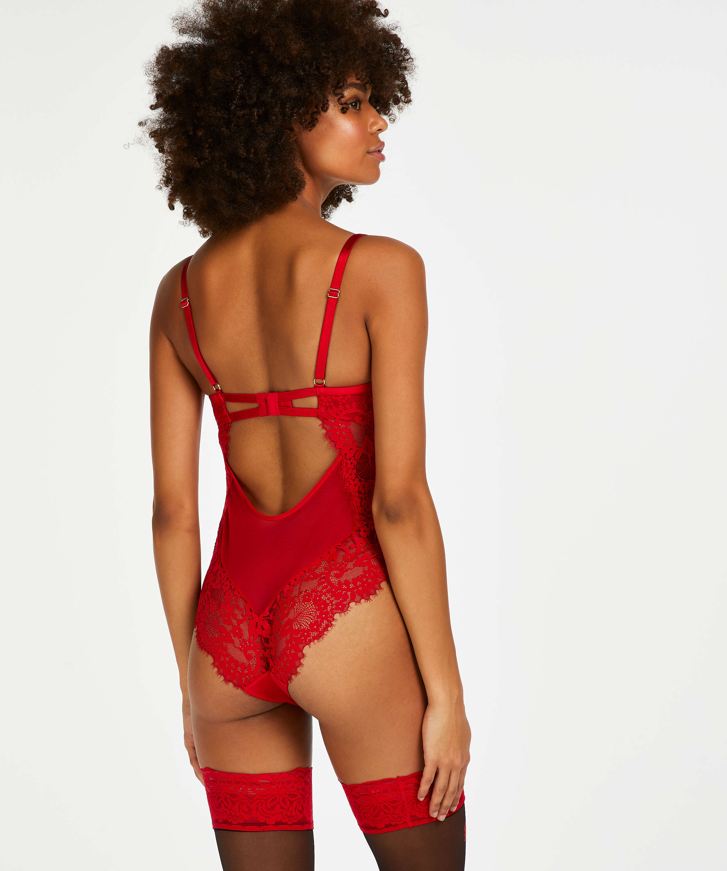 Body Indie, Rojo, main