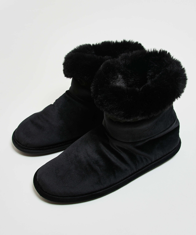 Zapatillas, Negro, main