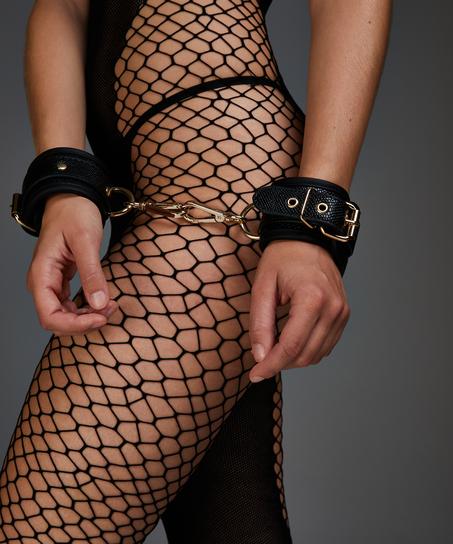 Esposas Snake , Negro