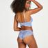 Brasileña Shiloh, Azul