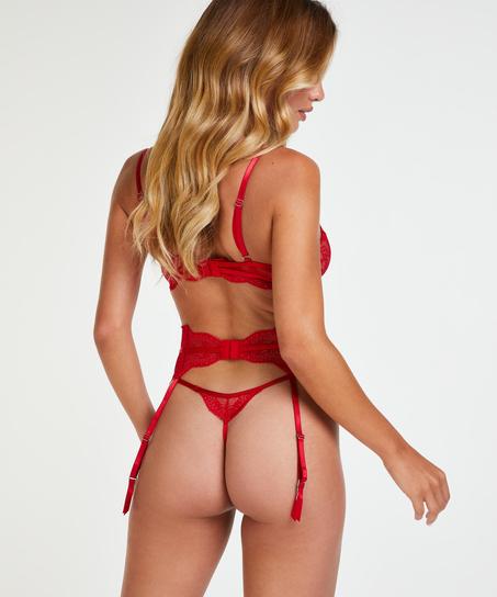 Ligero Isabelle, Rojo