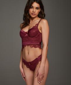Brasileña Heather, Rojo