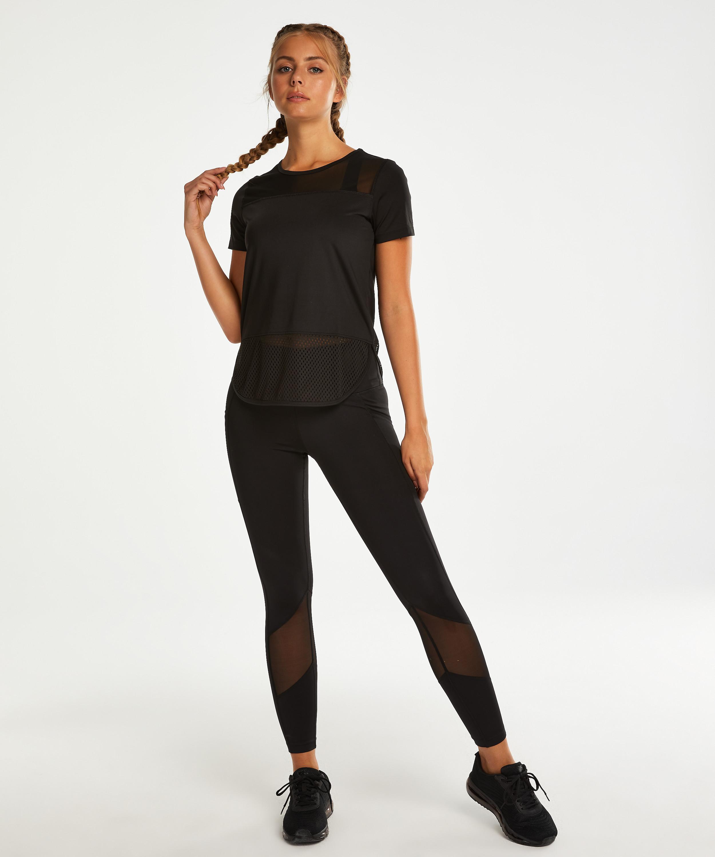 HKMX Camiseta Performance, Negro, main