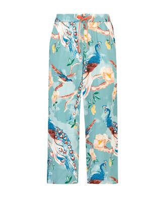 Pantalón de pijama Pavo Real, Azul