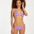 Braguita de bikini Rio Libby, Morado